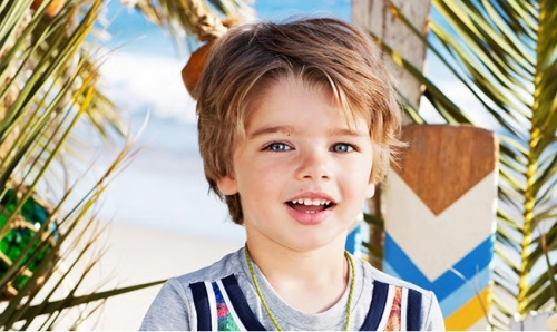 Bộ đồ thun hoạ tiết ngộ nghĩnh cực yêu cho bé ngày hè
