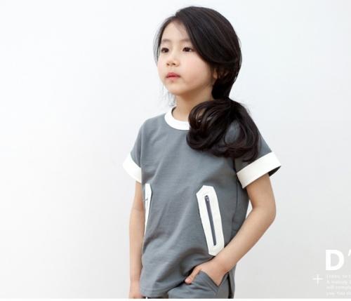 Chọn áo phông hè khoẻ khoắn cho bé gái