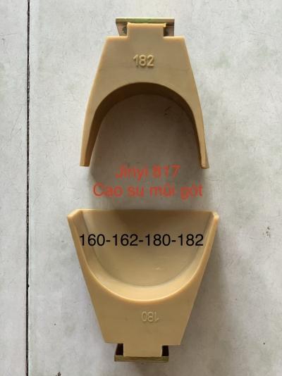 cao su mũi gót máy ép jinyi 817
