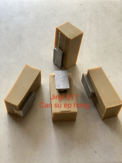cao su viền máy ép jinyi 817 (vuông)