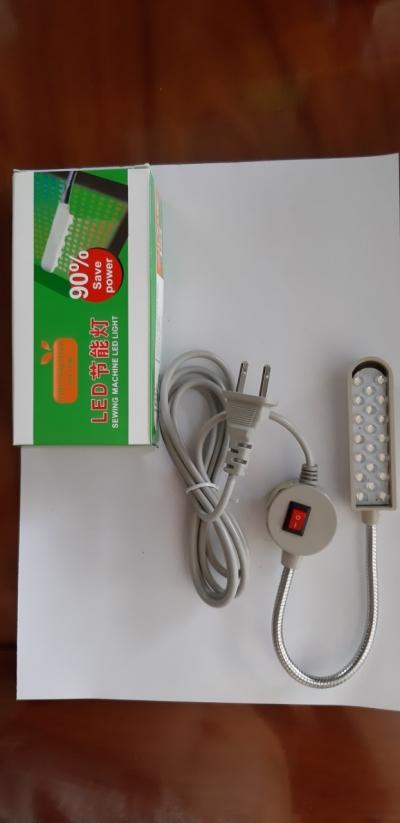 đèn máy may 20 bóng (trắng)