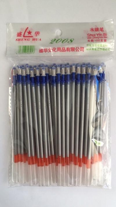 viết bạc ống nhựa